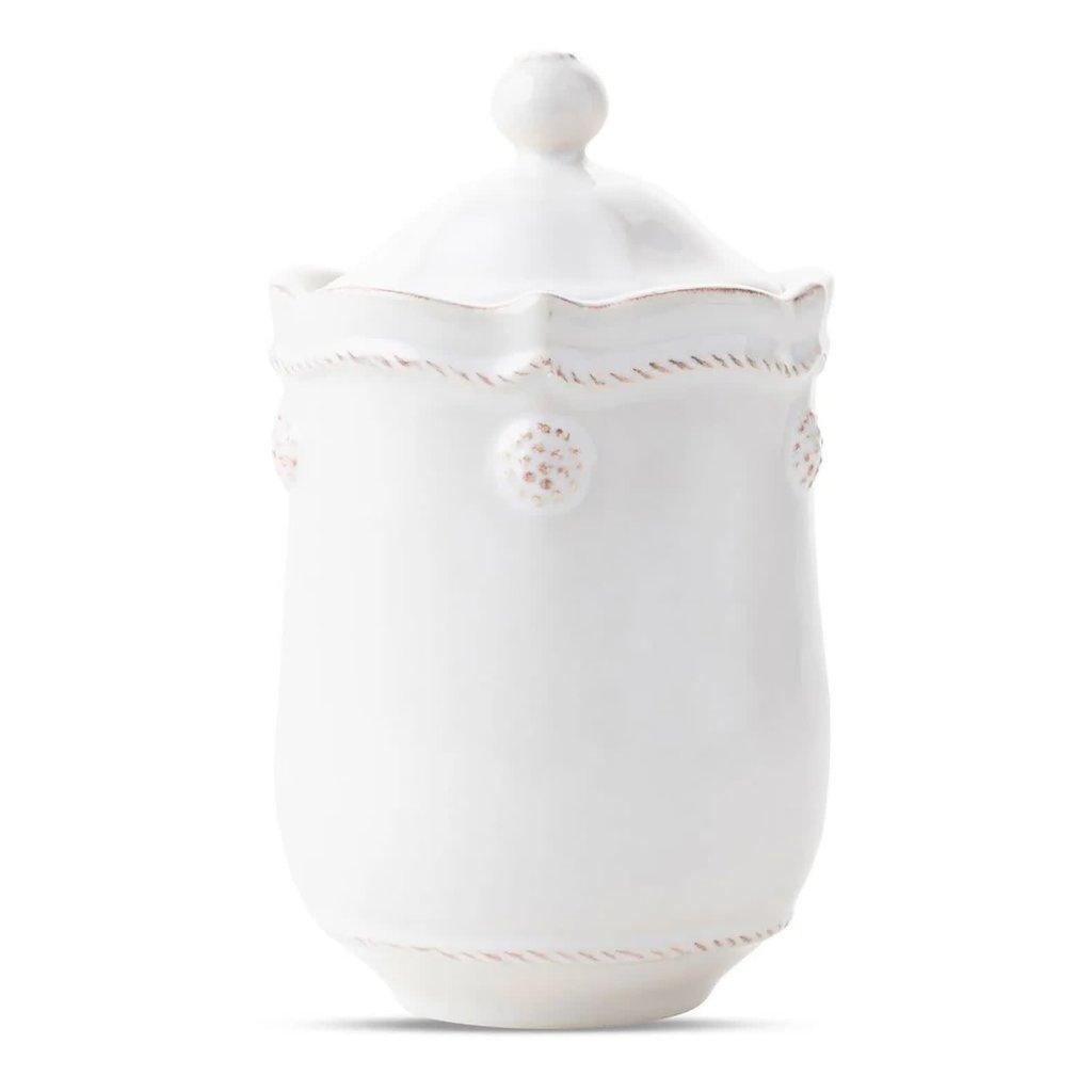 Juliska Berry & Thread Whitewash Lidded Jar