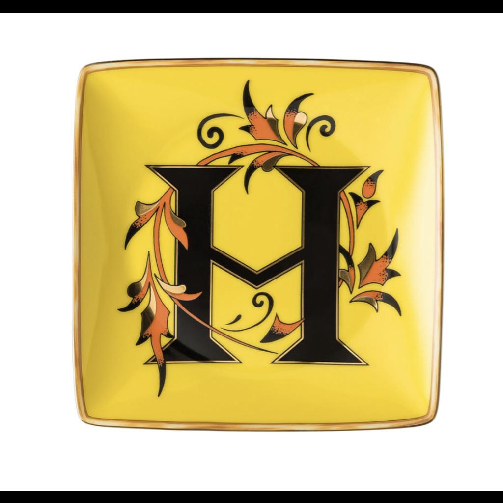 Versace Alphabet Canape Dish