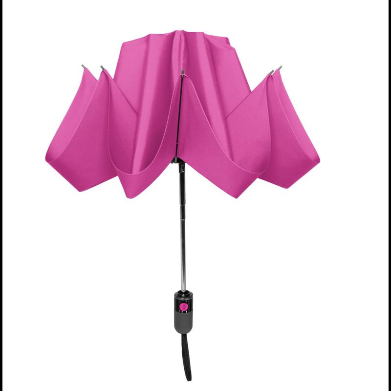 ShedRain Hot Pink Compact Umbrella
