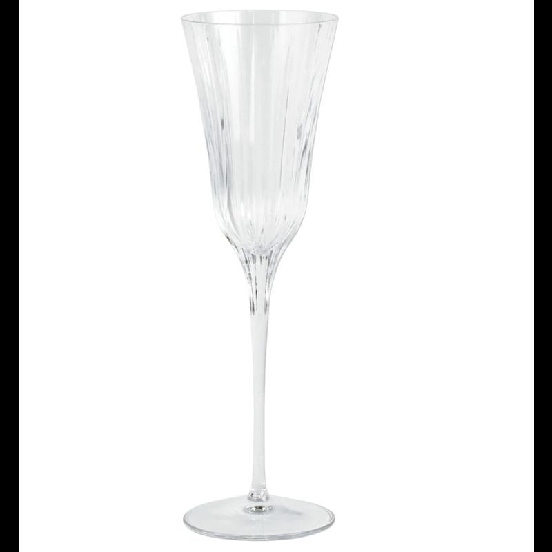 Vietri Natalia Champagne Glass