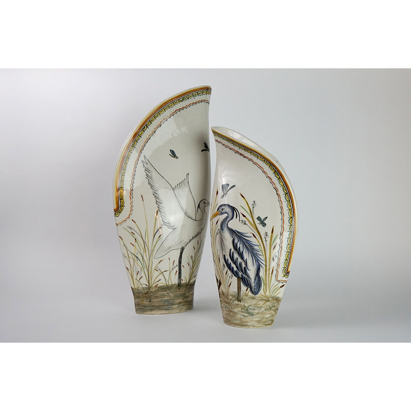 Pamela Sack Pamela Sack- Heron Vase (small)