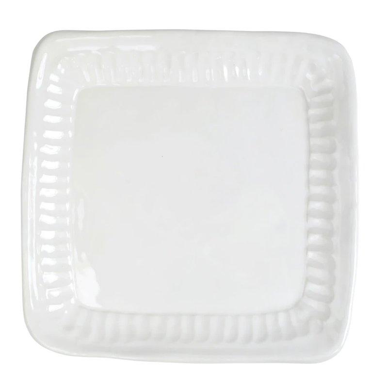 Vietri Pietra Serena Square Platter