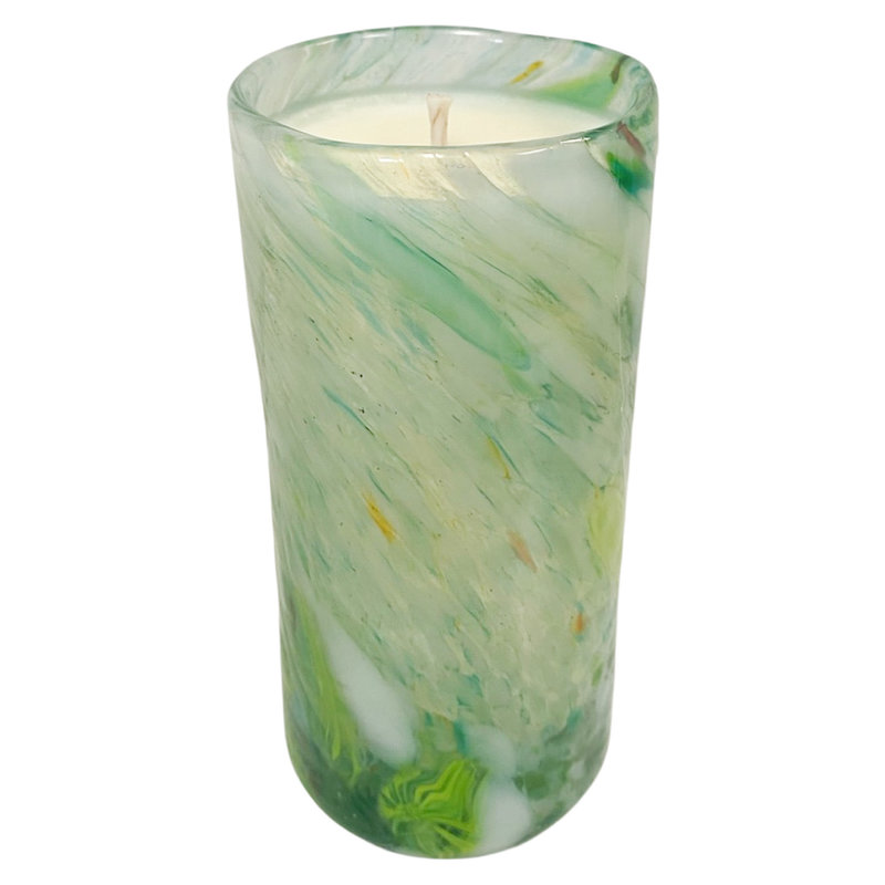 Gnome Hollow Gnome Hollow/Ridge Walker Teal Candle