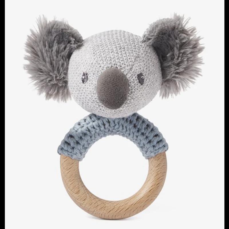 Elegant Baby Koala Rattle