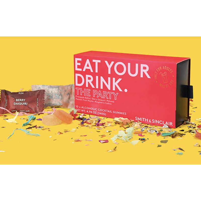 Eat Your Drink Eat Your Drink The Party
