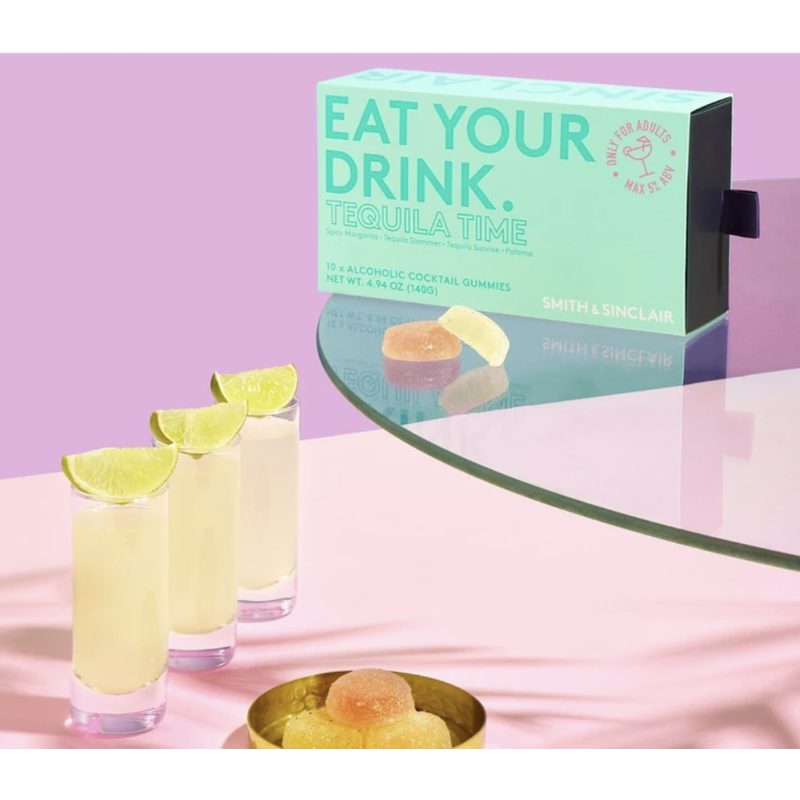 Eat Your Drink Eat Your Drink Tequila Time