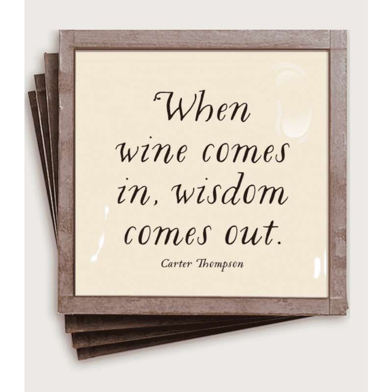 Ben's Garden When Wine Comes In, Wisdom Comes Out (4)