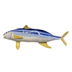 A Fishy Business Ceramic Hand Made Tuna by Suzy Friedrichs