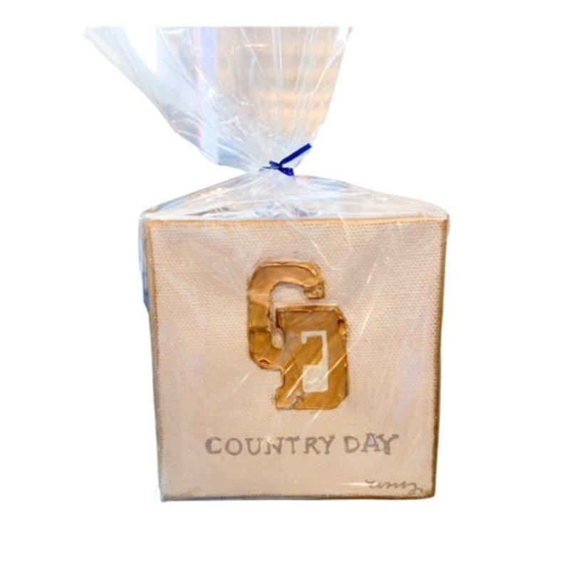 Art Gumbo Country Day Mini Painting