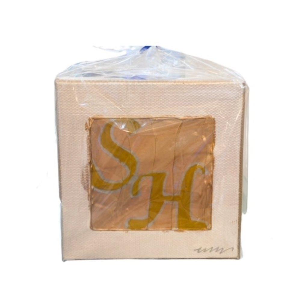 Art Gumbo Stuart Hall Mini Painting