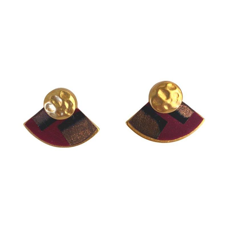 Brackish Earring- Penny Mac