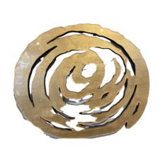 Cynthia Kolls Consignment Cynthia Koll Gold Foil Hurricane