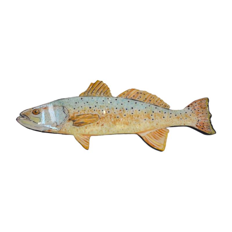 Cynthia Kolls Consignment Cynthia Kolls Speckled Fish