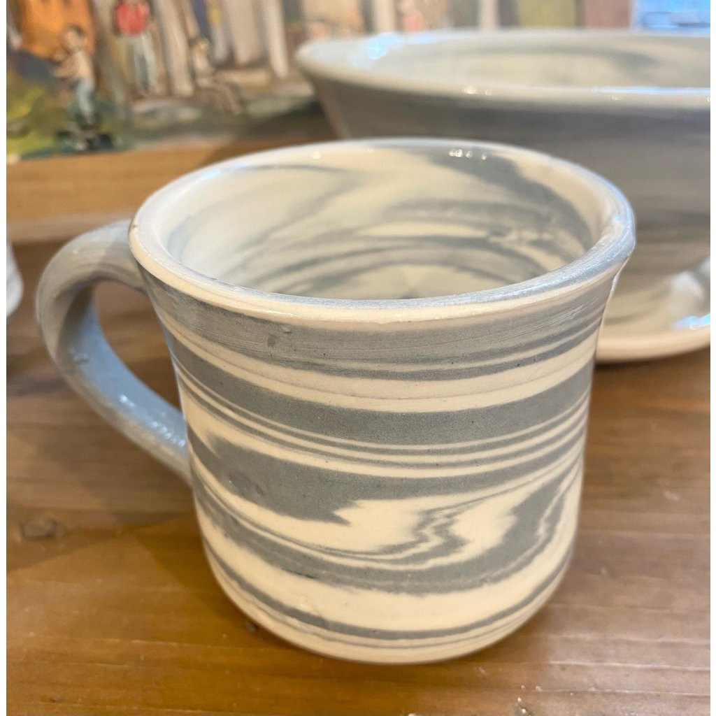 Casey Willems Blue Mug