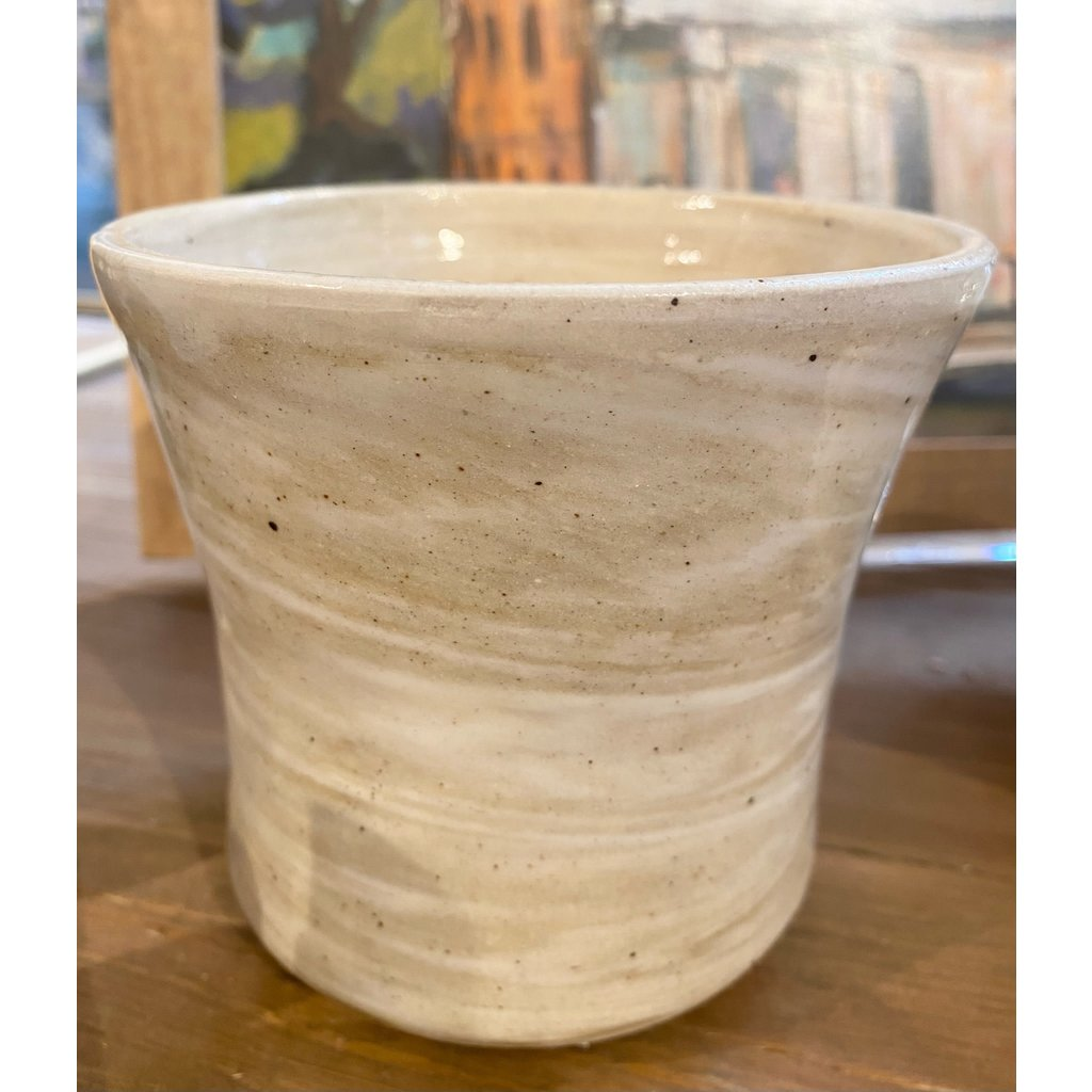 Casey Willems Large Beige Pot