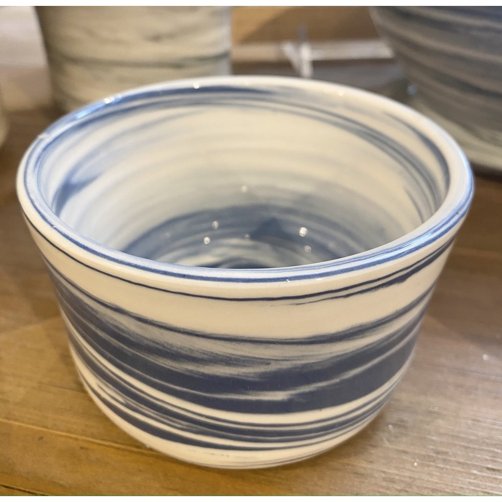 Casey Willems Blue Small Pot