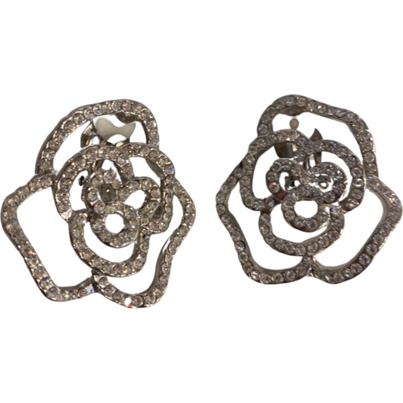 Lordane Silver Swirl Earring