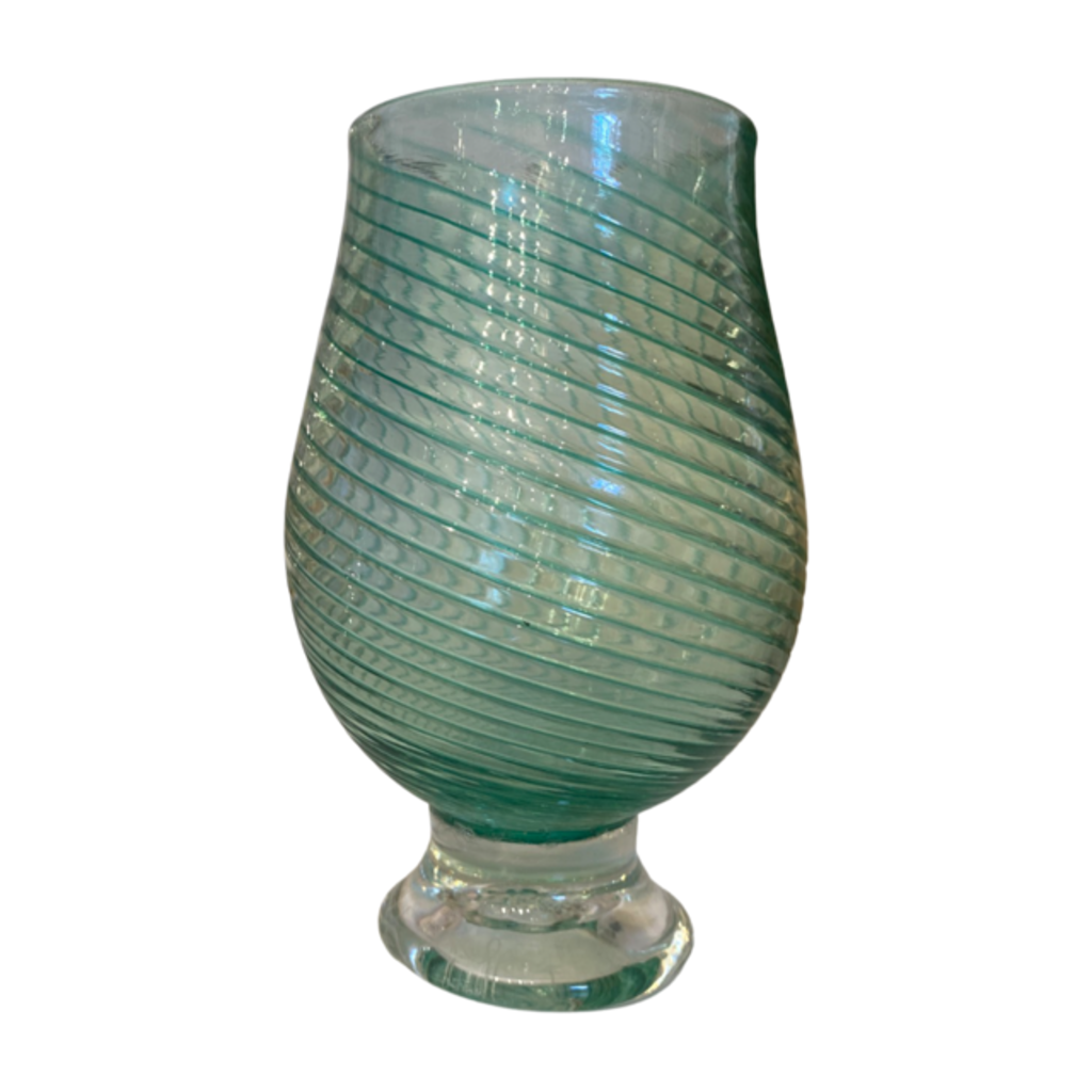 Ridge Walker Glass Ridge Walker Green Clear Tumbler