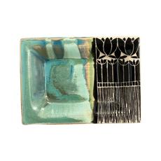 Rachael DePauw Tulip Rectangular Serving Platter (small)