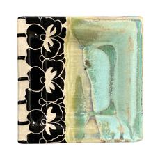 Rachael DePauw Iris Plate- mini (square)