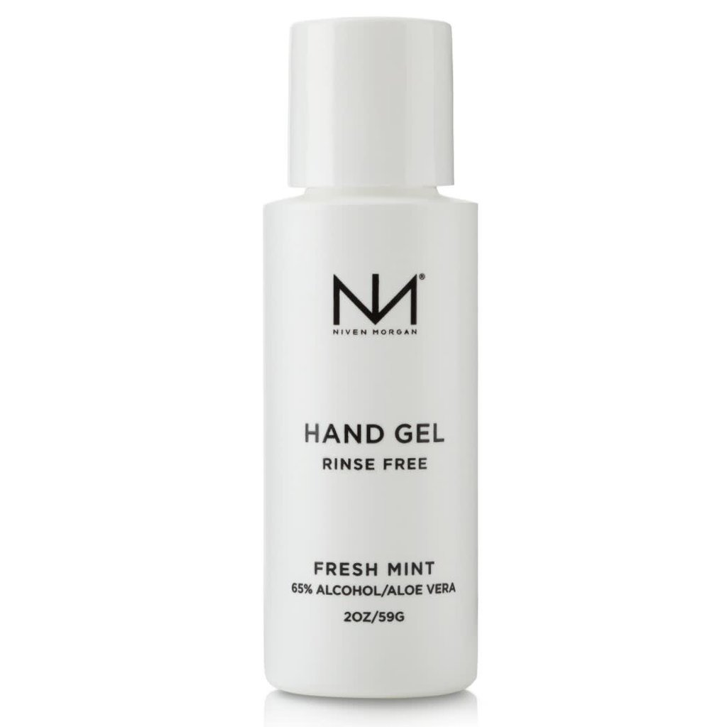Niven Morgan Fresh Hand Gel 2 oz
