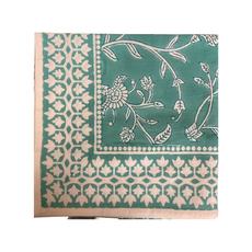 Pacific & Rose Textiles English Teal Napkin- set of 4