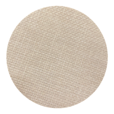 Beatriz Ball Indoor/Outdoor Oatmeal Woven Round Placemat Set of 4