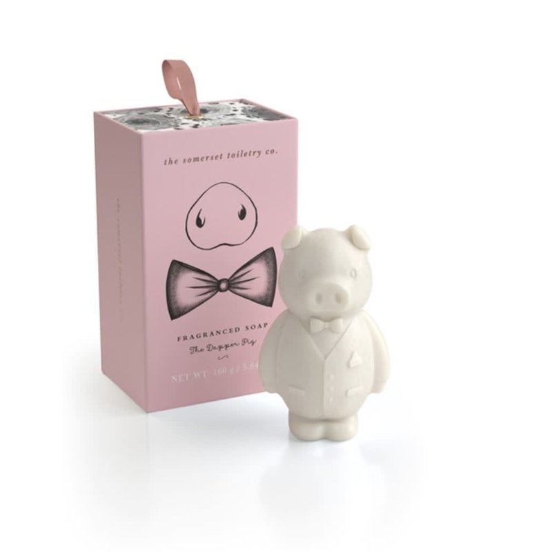 Upper Canada Soap Pig-Shaped Soap