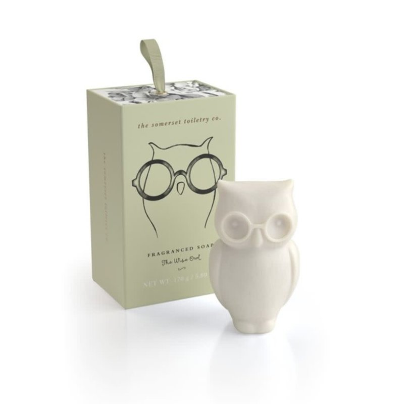 Upper Canada Soap Owl-Shaped Soap