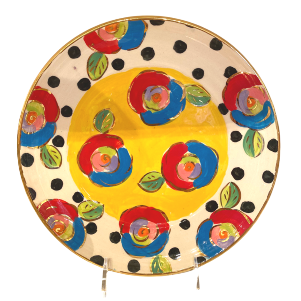 Mary Rose Young Mary Rose Young Dinner Plate