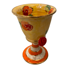 Mary Rose Young Mary Rose Young Goblet Yellow
