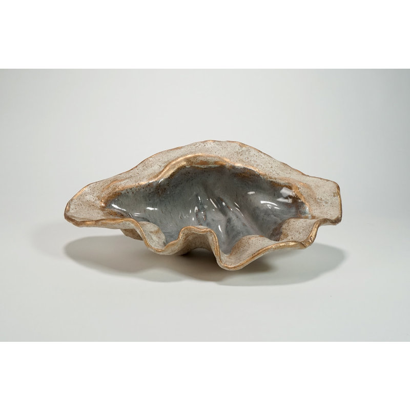 Pamela Sack Clam Bowl Small Decorative