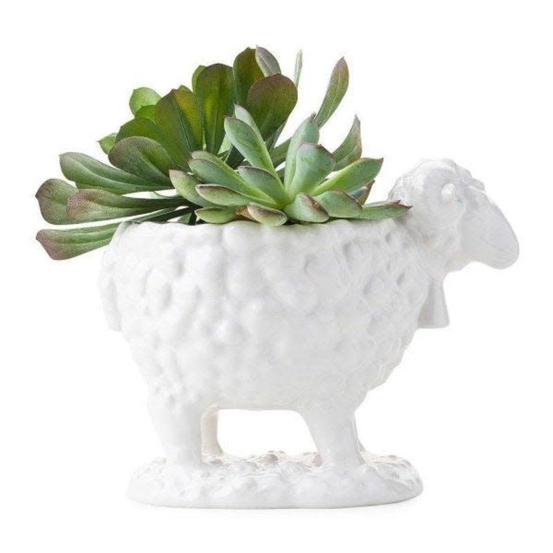 Juliska Renoir Serving Bowl Whitewash Ram