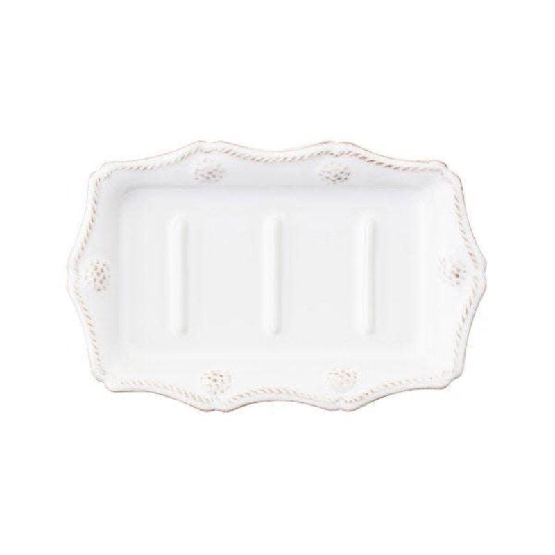 Juliska Soap Dish B&T Whitewash