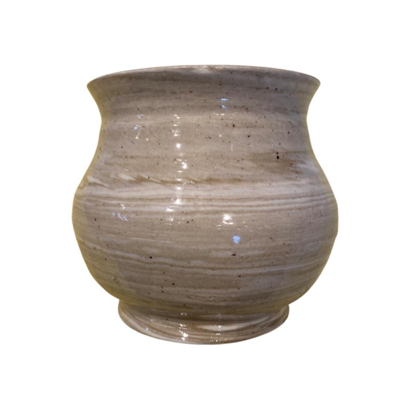 Casey Willems Tan Vase