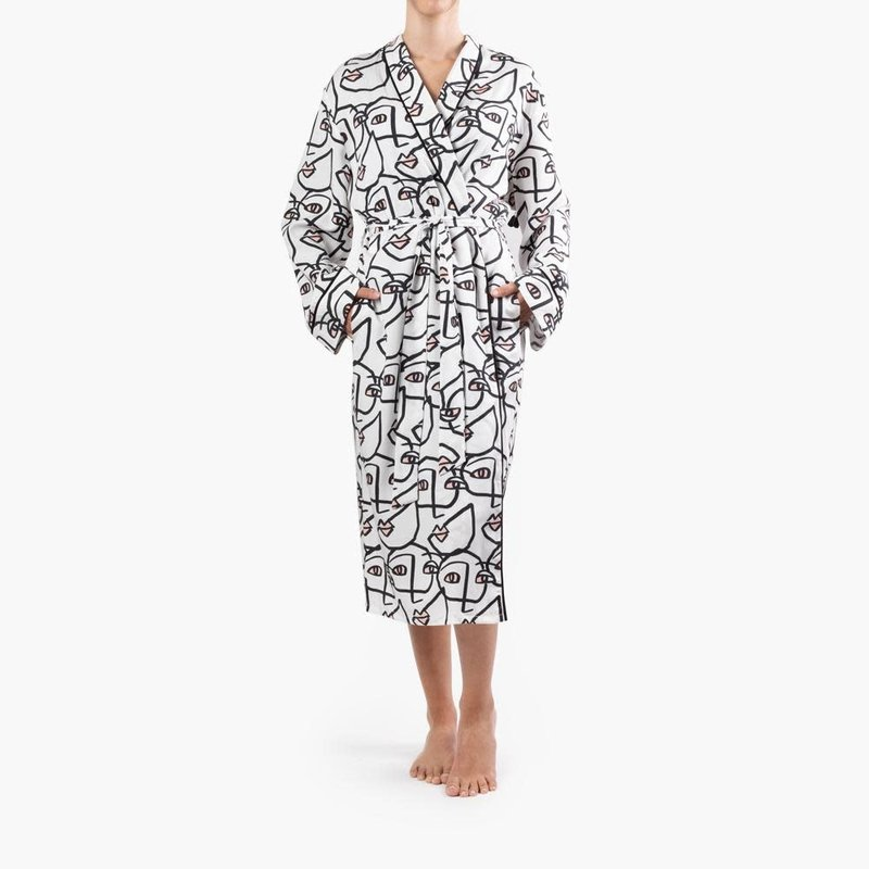 Katie Kime Reflections Robe