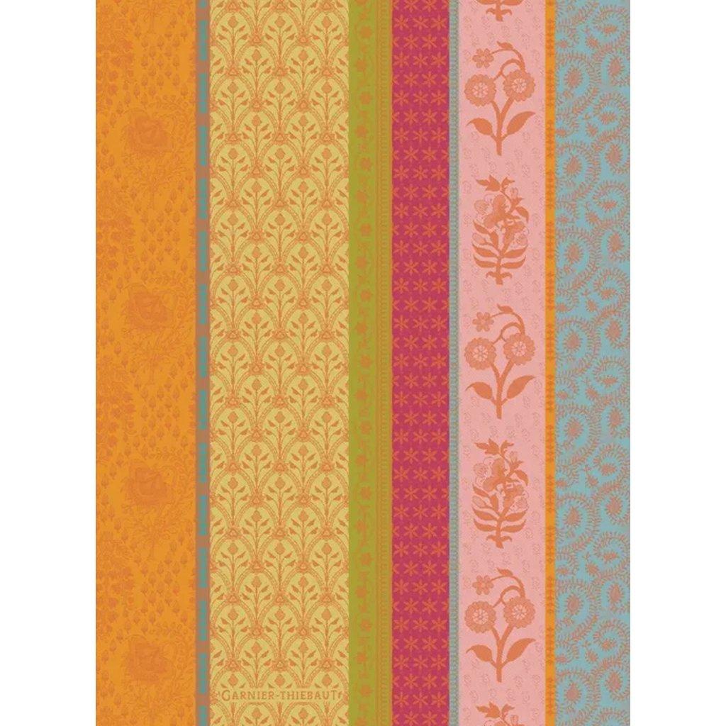 """Garnier Thiebaut Mille Saris Pendjab Kitchen Towel 22""""x30"""", 100% Cotton"""