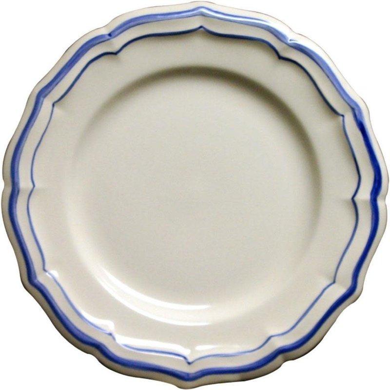 Gien Dinner Plate Filet Bleu