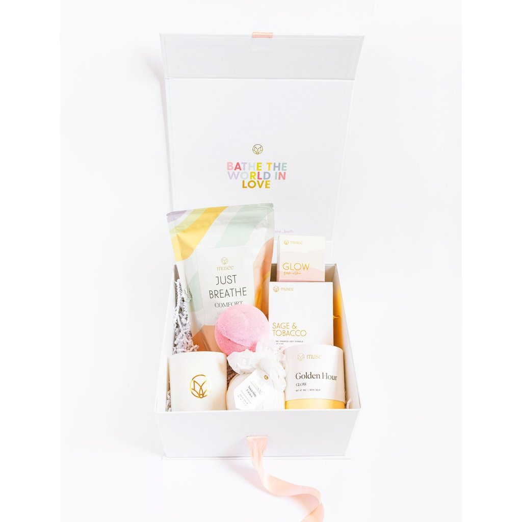 Musee Therapy Refresh Gift Set