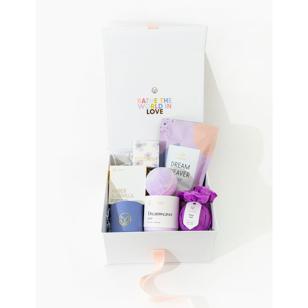 Musee Therapy Sleep Gift Set