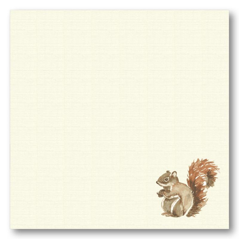 Maison de Papier Squirrel Noteblock