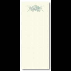 Maison de Papier Shell Crown Sage Notepad