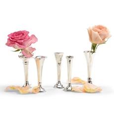 Two's Company S/5 Single Stem Vases