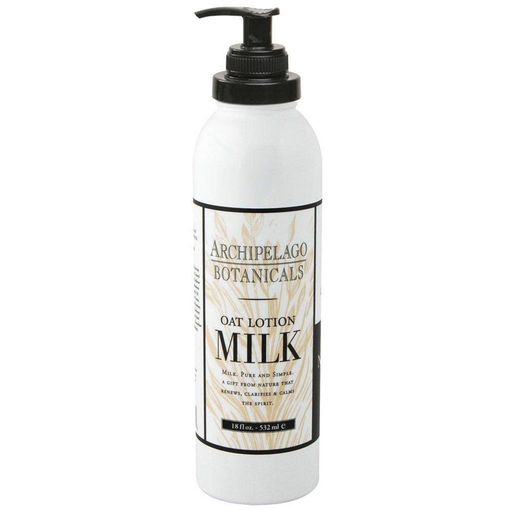 Archipelago Archipelago Oat Milk 18 oz. Body Lotion