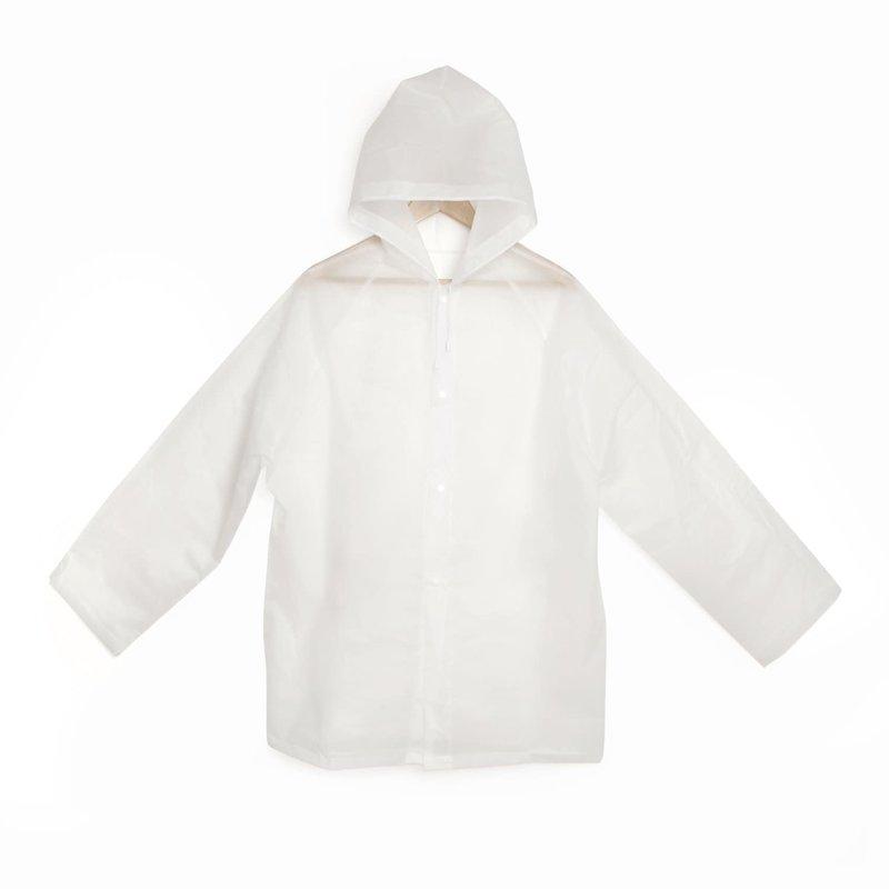 Kikkerland Clear Compact Raincoat