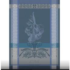 """Garnier Thiebaut Ail Ardoise Kitchen Towel 22""""x30"""", 100% Cotton"""