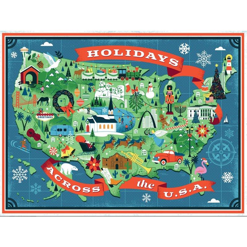 True South Puzzles True South Puzzles Holidays Across America