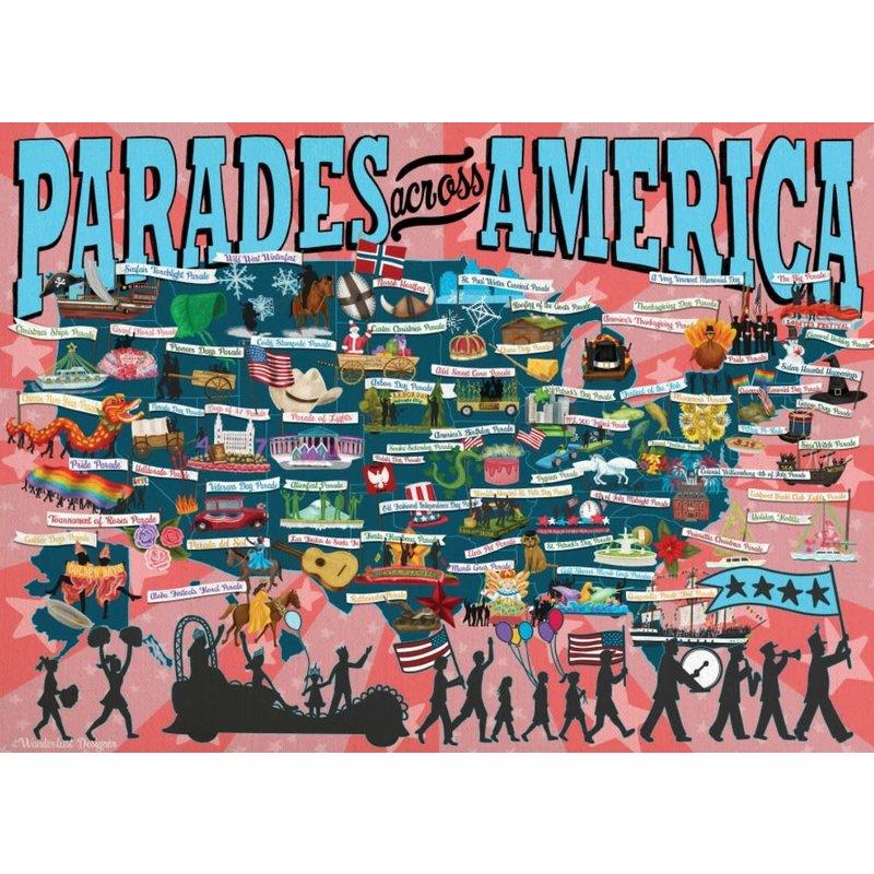 True South Puzzles True South Puzzle Parades Across America