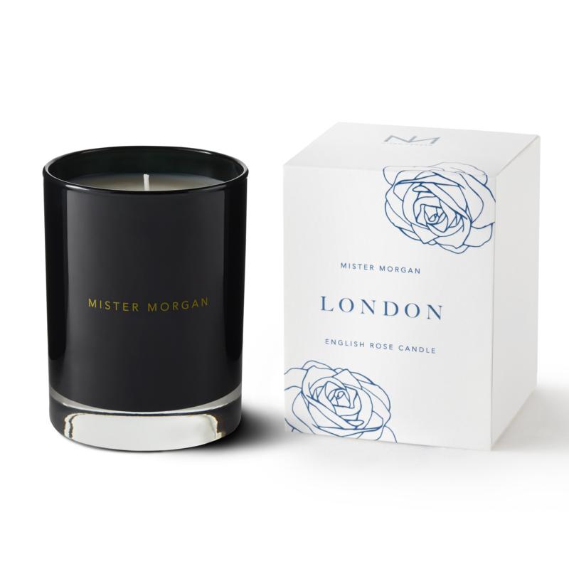 Niven Morgan London Candle- English Rose