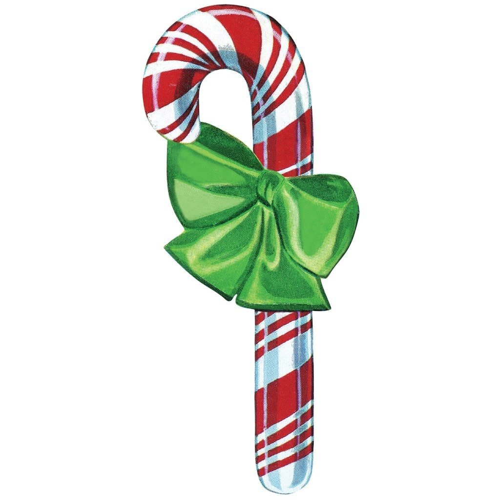 Hester and Cook Candy Cane Table Accent- Pack of 12